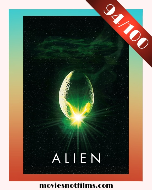 ALIEN Poster with 94/100