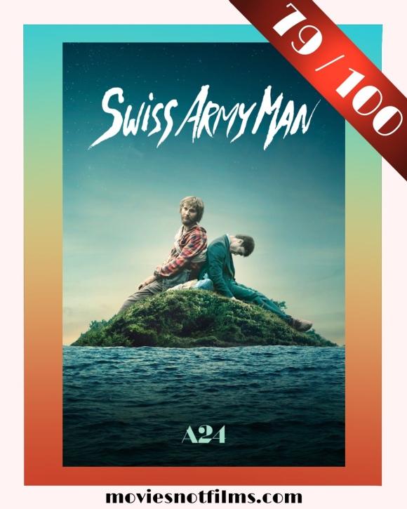 Swiss Army Man Poster
