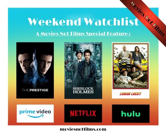 Weekend Watchlist 3.12.2021