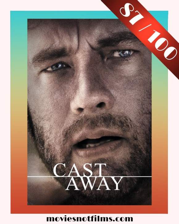 Cast Away Poster 87 / 100
