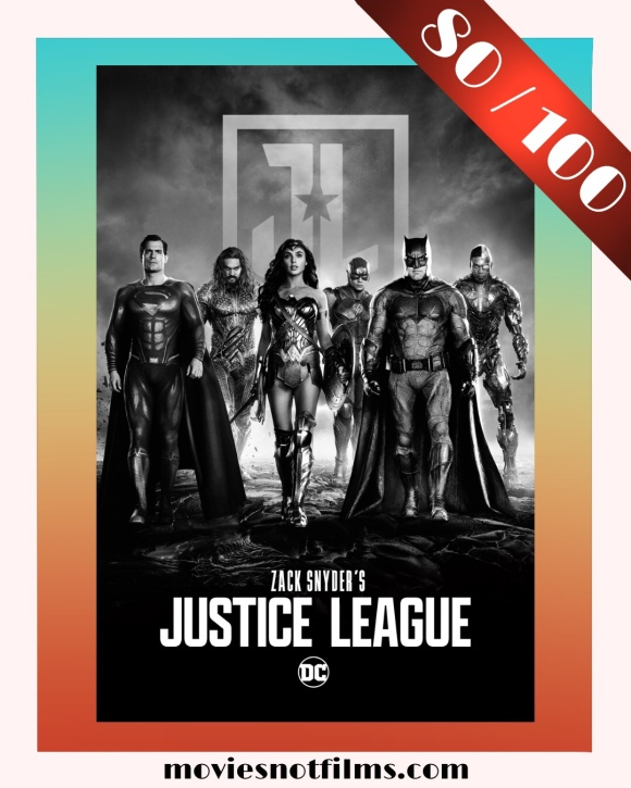 Zack Snyder's The Justice League 80 /100