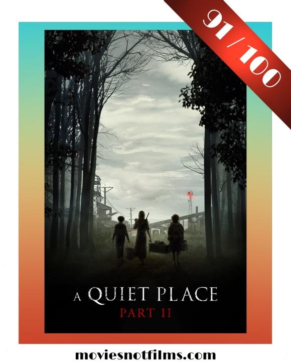 A Quiet Place pt 2