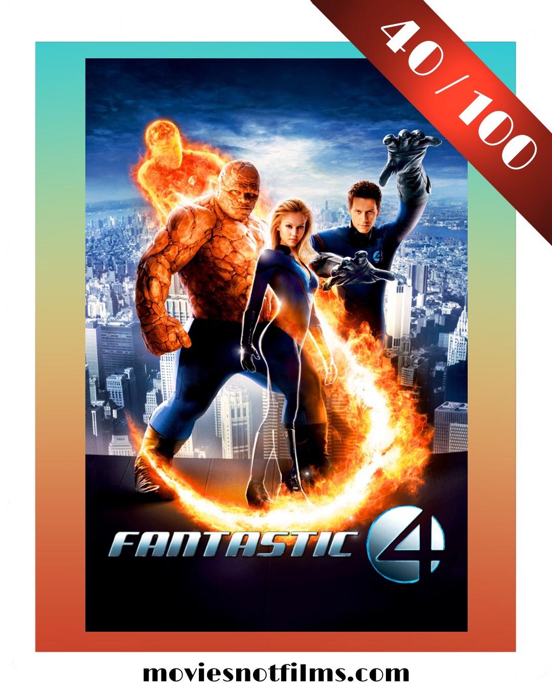 Fantastic Four 2005