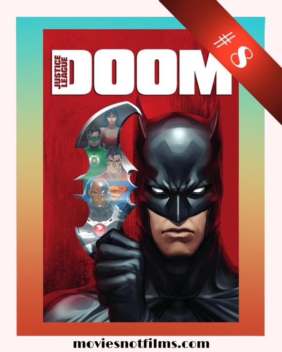 Justice League : DOOM