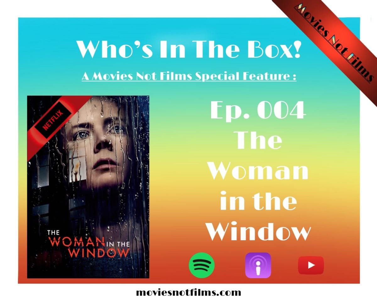 WITB004 - Woman In The Window