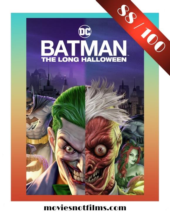 Batman the Long Halloween poster